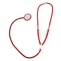 02510Onesize - Стетоскоп для ролевых игр, цвет красный
