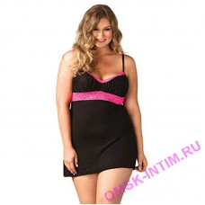 LG8872 X(3-4) - Комплект Plussize nightie empire waist X(3-4).