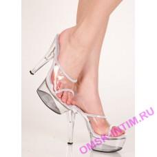 5606 - Туфли белые 37р.