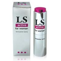 18001(br18775) - Спрей для женщин (стимулятор) LOVESPRAY ACTIVE'' 18гр