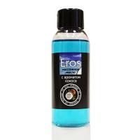 13010 - Масло массажное ''EROS''c ароматом кокоса 50мл