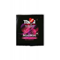 """Ты и Я - Гель-любрикант """"MiniMini"""" для женщин 4г"""