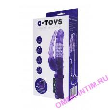 765008 - Анально-вагинальный вибратор TOYFA A-toys на присоске A-toys, 22 см