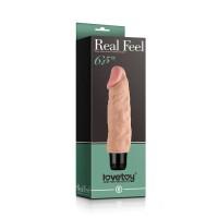 Вибратор-реалистик Real Feel 6,5, телесный
