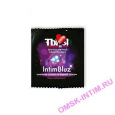 """70018t - Гель-любрикант Ты и Я """"Intim Bluz"""" анальный"""