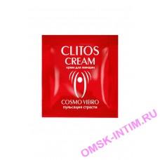 23150 - Крем возбуждающий''CLITOS CREAM''для женщин,, 1,5 мл