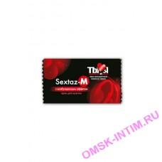 """70020t - Крем """"Sextaz-m"""" для мужчин серии """"Ты и Я"""" 1,5г"""