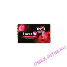 """70021t - Крем """"Sextaz-w"""" для женщин серии """"Ты и Я"""" 1,5г"""