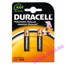 Батарейка DURACELL Basic ААА